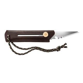 OLFA WORKS BUSHCRAFT KNIFE OW-BK1L-DBR