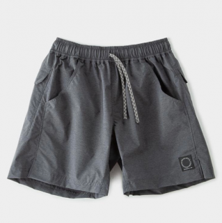 Light 5-Pocket Shorts Dark Gray