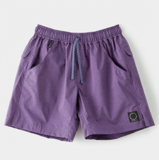Light 5-Pocket Shorts Purple Haze