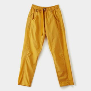 Light 5-Pocket Pants Turmeric