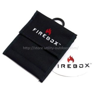 Firebox Nano Cordura D-Ring Carrying Case