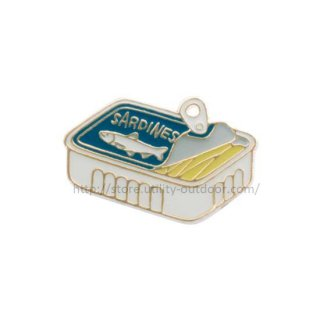 "YOKA Outdoor Pins ""Oiled sardine"""