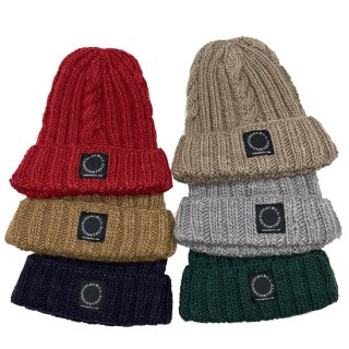 <img class='new_mark_img1' src='//img.shop-pro.jp/img/new/icons43.gif' style='border:none;display:inline;margin:0px;padding:0px;width:auto;' />山と道 YAK Wool Knit Cap