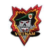 輸入ワッペン 〔001-VIETNAM〕