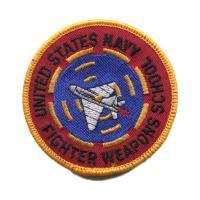 輸入ワッペン〔509-Fighter Weapons School〕