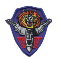 輸入ワッペン〔542-TOMCAT〕