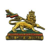 輸入ワッペン〔918-THE LION OF JUDAH〕