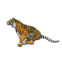 輸入ワッペン〔643-tiger〕