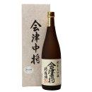 会津中将 純米大吟醸 特醸酒【720ml】