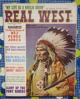 1957年ウエスタン雑誌「True Wes...