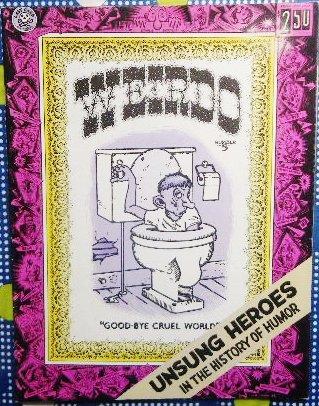 ロバート・クラム「Weirdo」#5<br>1980年代版「Zap Comix」