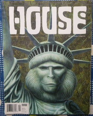 House Industries magazine #3<br>猿の惑星/エイプ・アート
