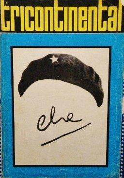 1960年代 キューバ・デザイン<br>チェ・ゲバラ OSPAAAL「Tricontinental」