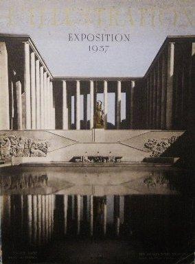 1937年 パリ万国博覧会 L'ILLUSTRATION Exposition de Paris