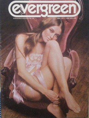 「Evergreen Review」1971年<br>ローラ・ファラーナ/ポール・デイビス/ビートニク