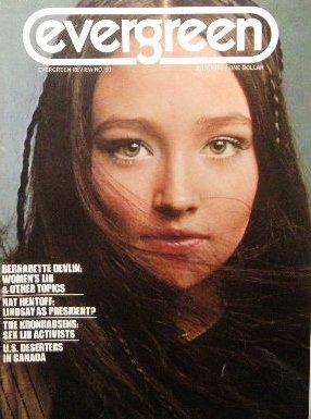 「Evergreen Review」1971年<br>フランク・オハラ/ビートニク 前衛文学