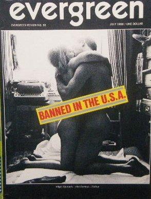 「Evergreen Review」1968年<br>ティモシー・リアリー/Vilgot Sjoman/サイケデリック
