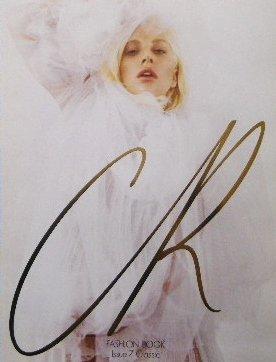 Carine Roitfeld「CR Fashion Book」