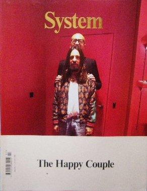 「System」グッチ Gucci<br>Marco Bizzarri & Alessandro Michele