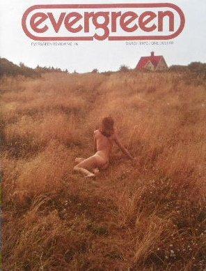 「Evergreen Review」1970年<br>エド・サンダース/レーモン・ベルトラン