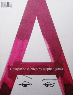 Stephen Jones「A Magazine」Mats Gustafson