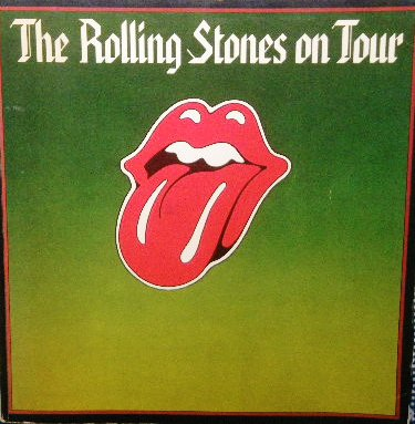 ローリングストーンズ 「The Rolling Stones on Tour」