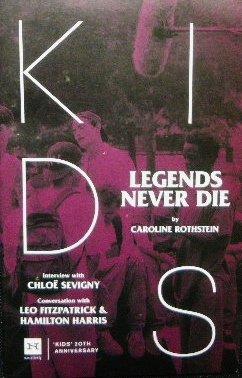 ラリー・クラーク KIDS 公開20周年「KIDS Legends Never Die」
