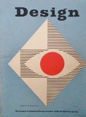 1955年 英国 デザインセンター シンボル「Council of Industrial Design」