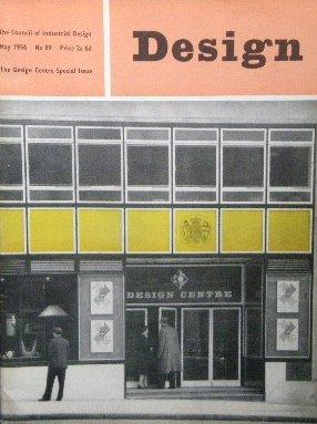1955年「Council of Industrial Design」 英国 デザインセンター
