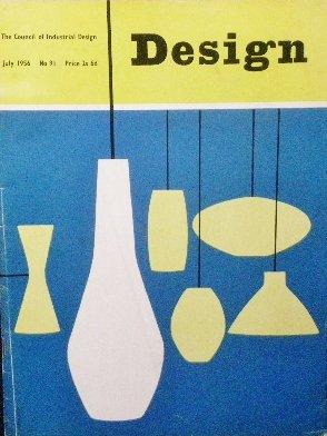 1956年 「Council of Industrial Design」ランプ ガラス