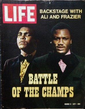 モハメド・アリ VS ジョー・フレージャー 1971年「LIFE」