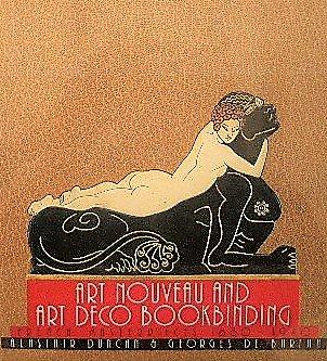 アールヌーボー & アールデコ 製本芸術 「Art Nouveau&Art Deco Bookbinding」