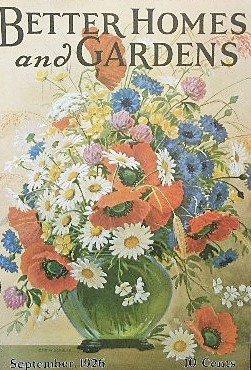 1926年 「Better Homes & Gardens」�