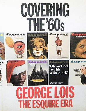 ジョージ・ロイス  「Esquire」 1960年代 表紙デザイン集