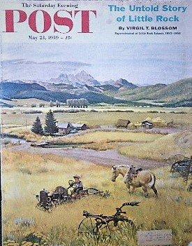 1959年 「The Saturday Evening Post」ラッキーストライク