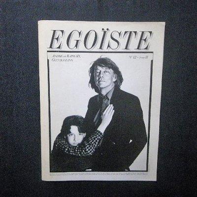 「EGOISTE」リチャード・アベドン/ステファニー・シーモア