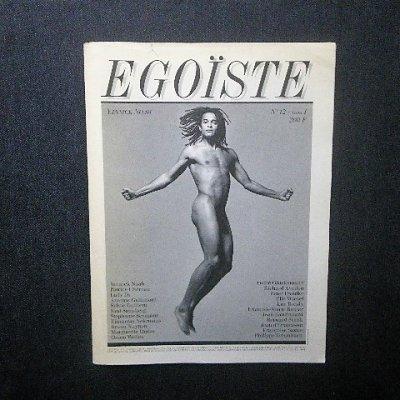 「EGOISTE」リチャード・アベドン/シルヴィ・ギエム
