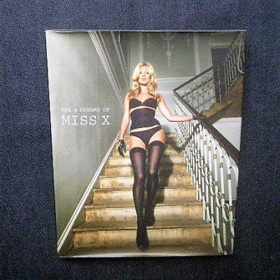 ケイト・モス エージェント・プロヴォケイター 「The 4 Dreams Miss X」Agent Provocateur
