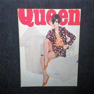 1966年 「Queen」ペギー・モフィット/ルディ・ガーンライヒ/ヴィダル・サスーン