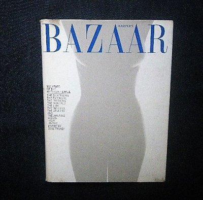ハーパーズバザー 100年史 「Harper's BAZAAR 100 Years」 リチャード・アベドン