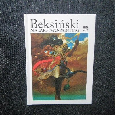 <img class='new_mark_img1' src='https://img.shop-pro.jp/img/new/icons1.gif' style='border:none;display:inline;margin:0px;padding:0px;width:auto;' />ベクシンスキー Zdzislaw Beksinski 「Malarstwo / Painting」