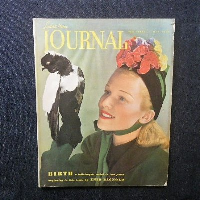 <img class='new_mark_img1' src='https://img.shop-pro.jp/img/new/icons1.gif' style='border:none;display:inline;margin:0px;padding:0px;width:auto;' />1938年 「Ladies' Home Journal」エドワード・スタイケン/Enid Bagnold