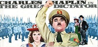 チャップリンの独裁者
