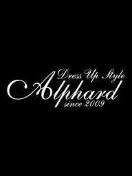 Alphard -007 ステッカー