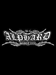 Alphard -fab ステッカー