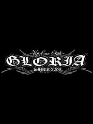 GLORIA グロリア ステッカー