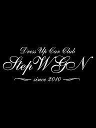 STEPWGN ステップワゴン #7 ステッカー