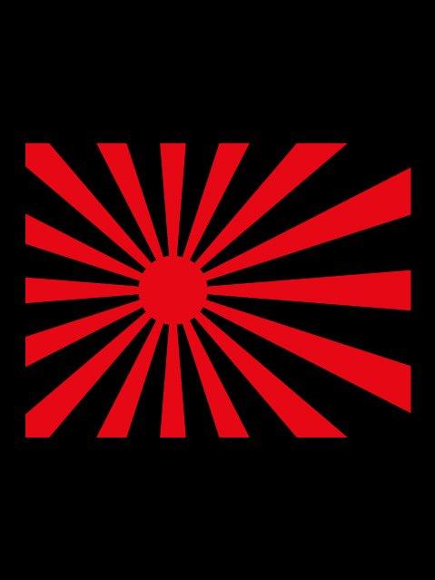 日本 ステッカー