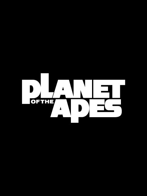 PLANET OF THE APES<br>(猿の惑星) ステッカー