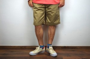 OVERPREAD chino SHORTS